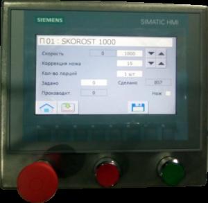 сенсорная панель Siemens